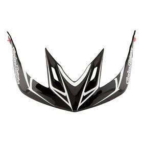 Troy Lee Designs A2 Mips Helmet Sram White/Red